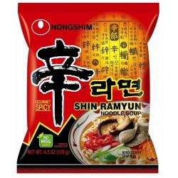 Shin Ramyun Instant Noodle