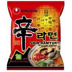 Nongshim Shin Ramyun instant tészta
