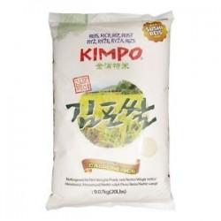 Kimpo sushi rizs - 9,07 kg