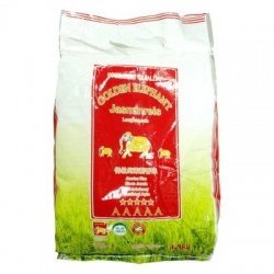 Golden Elephant jasmine rice - 4.5 kg