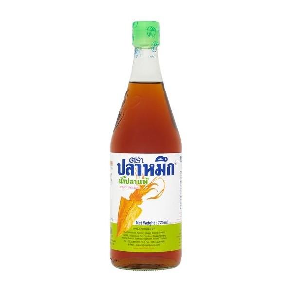 Squid fish sauce 725 ml for Squid brand fish sauce