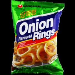 Hagymakarika ízesített chips - 50 g