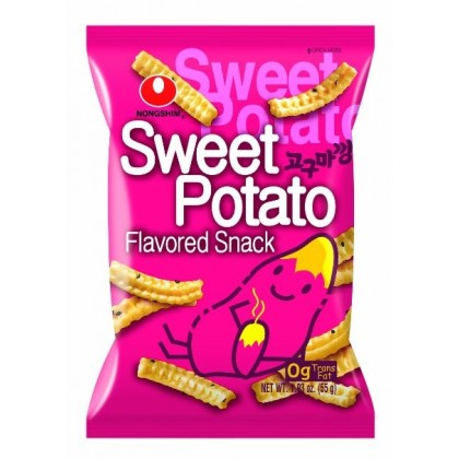 Sweet Potato Snack - 55 g