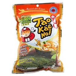 Tom Yum ropogós alga snack - 65 g