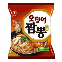 Ramyun Champong Instant Noodle - 124 g