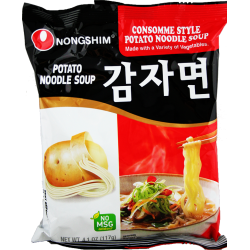 Potato Instant Noodle Soup - 100 g