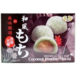 Mochi Coconut Pandan