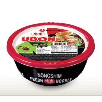 Prémium Udon instant tészta nagy tálban
