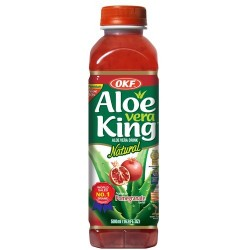 OKF Aloe Vera ital Gránátalmás