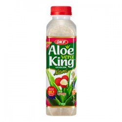 OKF Aloe Vera Drink Lychee