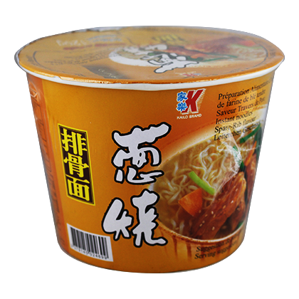 Kailo Instant Noodle Spare Rib