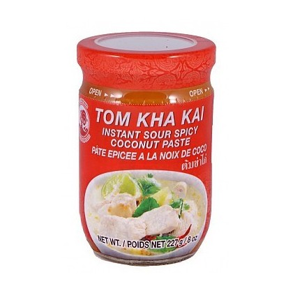 Instant Tom Ka Coconut Paste