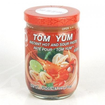 Instant Tom Yum Shrimp Paste - 227 g