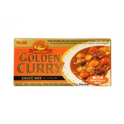 S&B enyhe csípős Golden Curry - 240 g