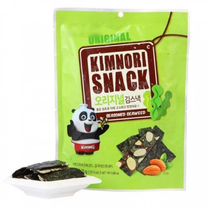 Nori Seasoned Snack Origin