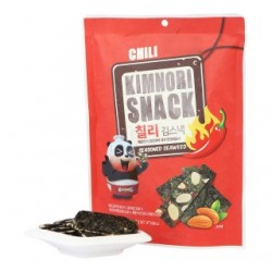 Chilis nori snack