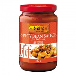 Lee Kum Kee Spicy Bean Sauce (Ma Po) - 340 g