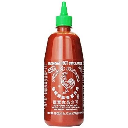 Huy Fong Sriracha Sauce - 793 g
