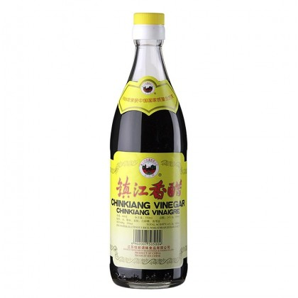 Gold Plum fekete ecet (Chinkiang) - 550 ml