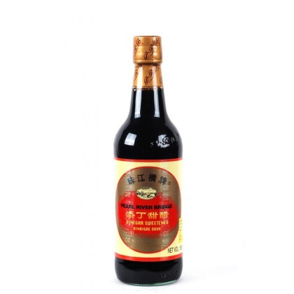 Pearl River Bridge Sweet Rice Vinegar - 500 ml