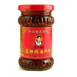 Lao Gan Ma csípős Chili szósz - 280 g