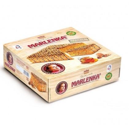 Marlenka mézes torta 800g