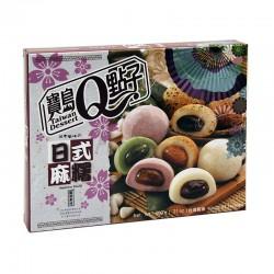 Vegyes Japán mochi ízek 600 g