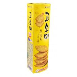 Édes, sósos koreai keksz
