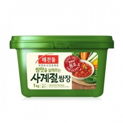 Gochujang Seasoned Soybean Paste - 1 kg