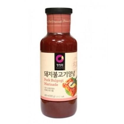 Bulgogi koreai szósz - 500 g