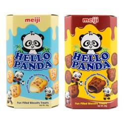 Hello Panda Double Chocolate-Milk Pack