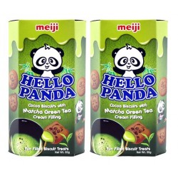 Hello Panda Duo Matcha Pack