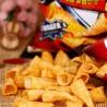 Édes fűszeres kukorica snack