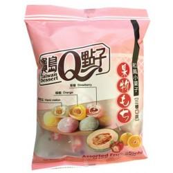 Mix gyümölcsös mochi