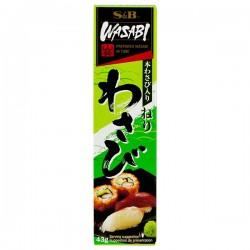 S&B Wasabi Paste - 43 g