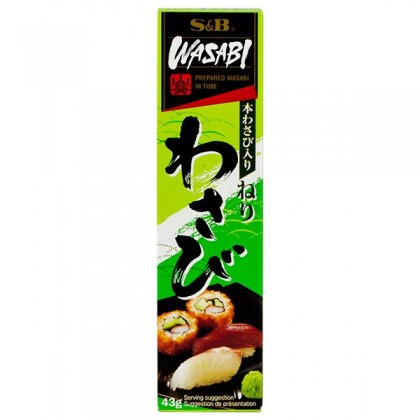 Kingzest Wasabi paszta - 43 g