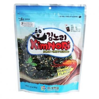 Nori Seasoned Seafood