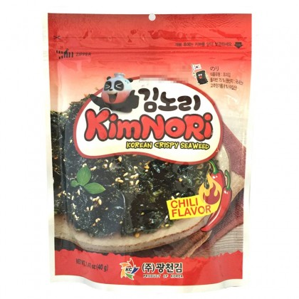 Nori Seasoned Hot - 40 g