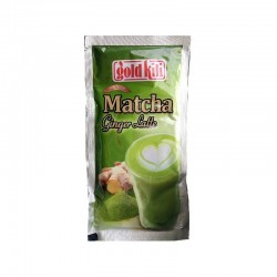 1 pcs Instant Ginger Matcha Latte