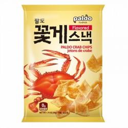 Paldo tarisznyarák ízesítésű chips