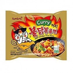 Samyang Curry Chicken Roasted Noodles