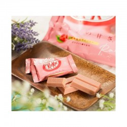 Raspberry Kit Kat 12 mini bar pack