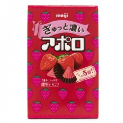 Apollo Rich Strawberry Chocolates