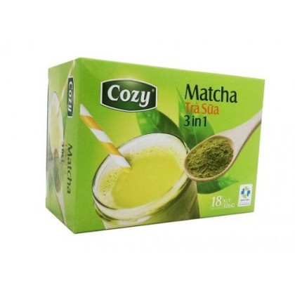 3in1 Matcha zöld teás tea
