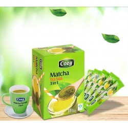 1 pcs Matcha Milk Tea 3 in 1