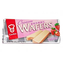 Garden Wafers Strawberry Flavour