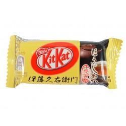 Japán Hojicha Kit Kat csomag