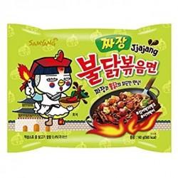 Samyang jjajang csípős és fűszeres instant tészta