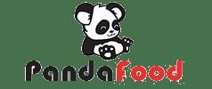 Pandafood footer logó
