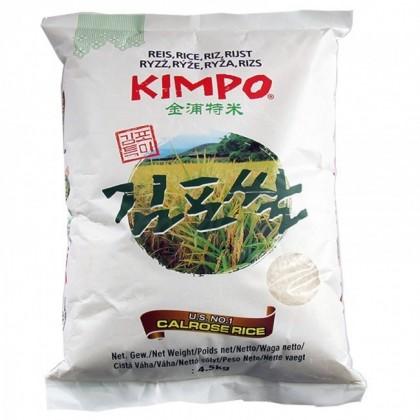 Kimpo sushi rice - 4,5 kg